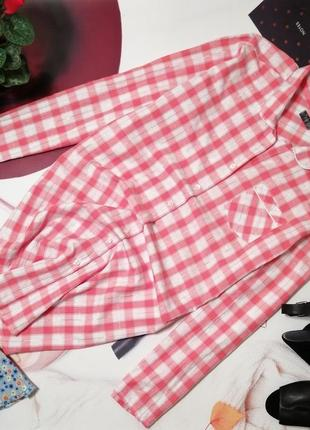 Халат-рубашка f&f, хлопок, размер 20-22