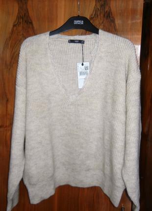 Новый пуловер mango2 фото