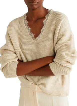 Новый пуловер mango