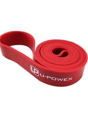 Фитнес резинка спортивная петля эспандер u-powex