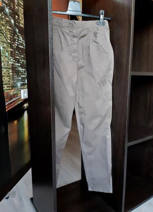 Милитари брюки zara