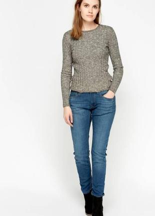Модные джинсы деним размер 20-22