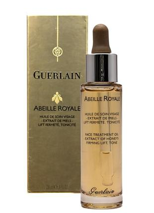 "Лифтинг масло guerlain ""abeille royale face treatment oil"", 28 ml"