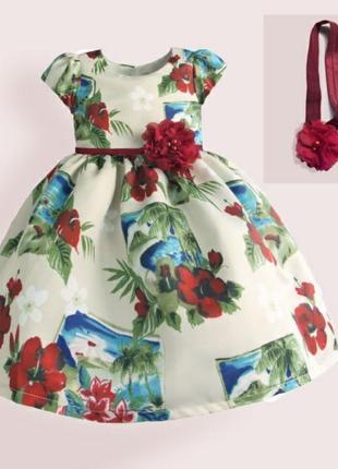 Платье+ повязка на голову