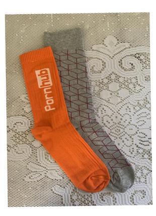 Набор носков happy socks 2 шт