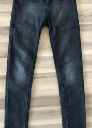 Крутые джинсы stradivarius push up