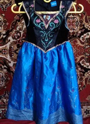Платье карнавальное,3-4года