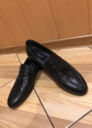 Мужские кожаные туфли/лоферы/мокасины