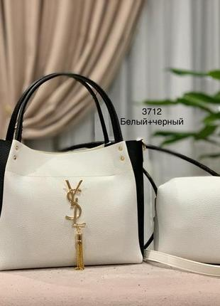 Женская сумка экокожа комплект (арт.л816)