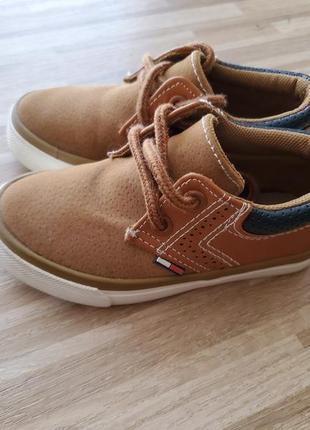 Прикольные туфли р.24
