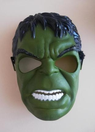 Карнавальная маска халка
