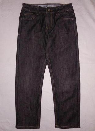 Качественные джинсы denim на 8-9лет р.134