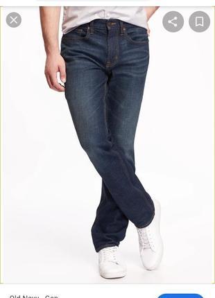Old navy мужские джинсы классика 40/36 новые высокий рост