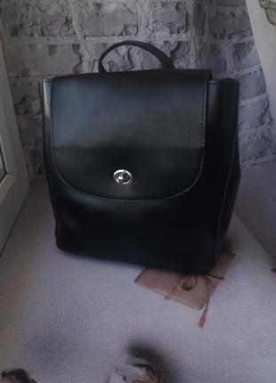 Кожаный женский рюкзак жінлчий шкіряний портфель сумка кожаная