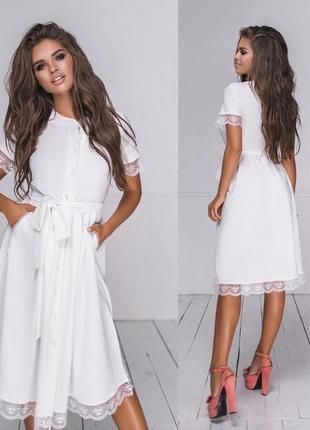 Шикарное, лёгкое платье