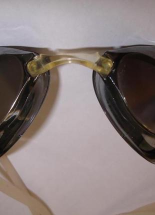 Фирменные очки для ныряния и бассейна