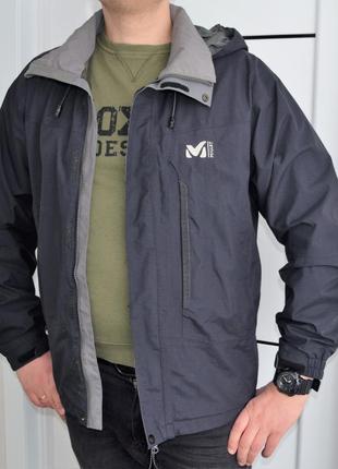 Куртка - ветровка на мембране millet ® размер: m