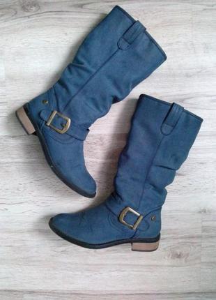 Сапоги ботинки anna field