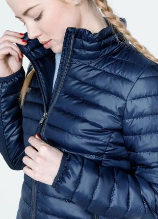 Ультра лёгкая пуховая куртка бренд tom tailor