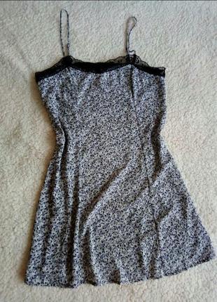 .платье в бельевом стиле