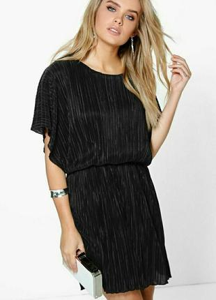 Шикарное модное платье большого размера