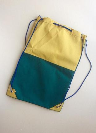 Сумка-мешок-рюкзак для обуви унисекс