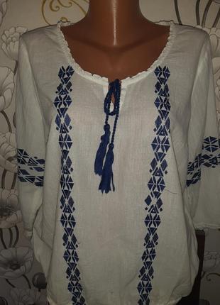 Вишиванка,блуза