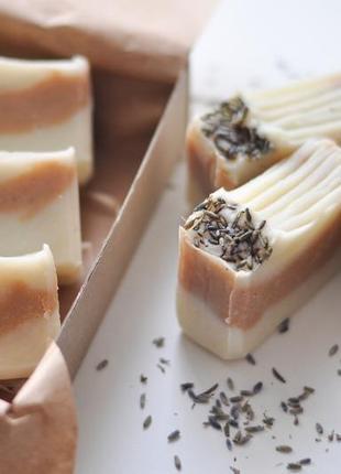 Мило лаванда натуральне мило лавандове мыло лаванда натуральная уходовая косметика