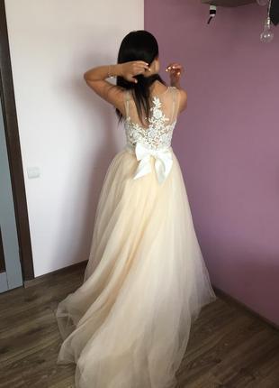 Счастливое свадебное платюшко
