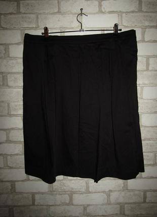 Черная юбка р-р 20 бренд bpc6 фото