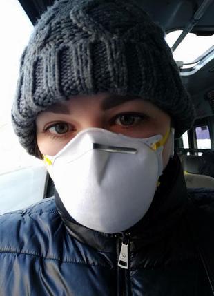 Респиратор маска многоразовая