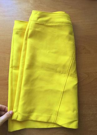 Летняя юбка от stradivarius