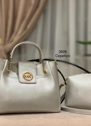 Женская сумка экокожа комплект (арт.л901)
