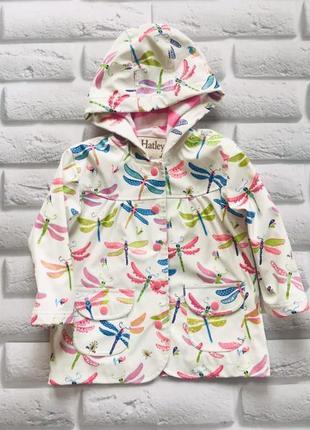 Matalan стильная куртка-макинтош на девочку 2 года