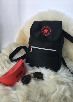 Актуальный трендовый городской рюкзак, оригинал converse