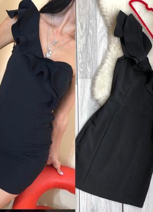 Красивое мини платье xs