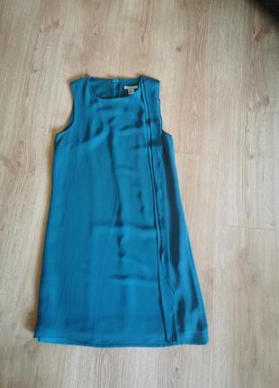 Многослойное платье нм