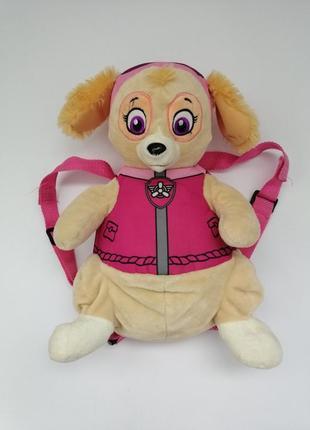 Рюкзак щенячий патруль скай