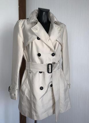 Куртка плащ zara большого размера