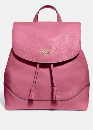 Шикарный красивенный рюкзак coach оригинал