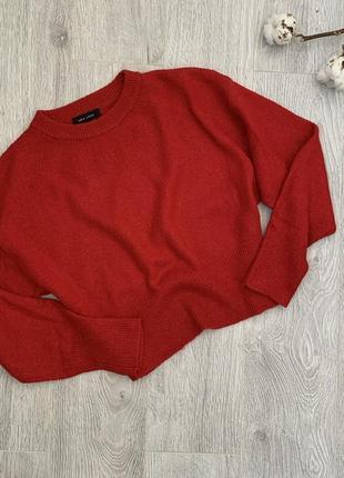 Кроп свитер ❤️ в составе шерсть/альпака