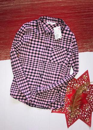 Стильная новая рубашка