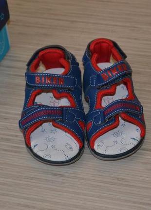 Новые сандали босоножки для мальчика