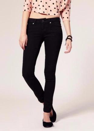 Штаны-джинсы h&m
