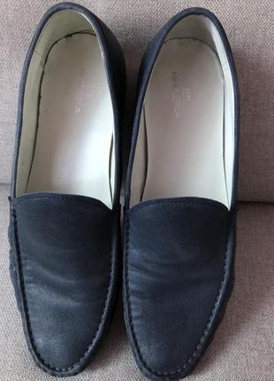 Туфли- мокасины