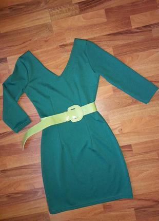 Платье + пояс в подарок!