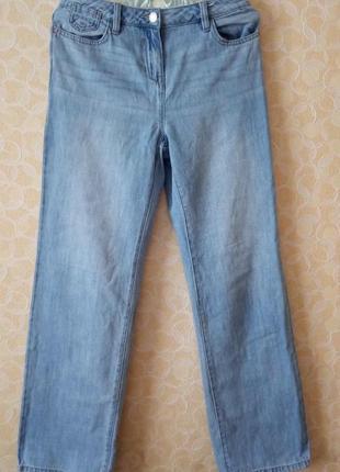 Свободные, ширркие джинсы, палаццо