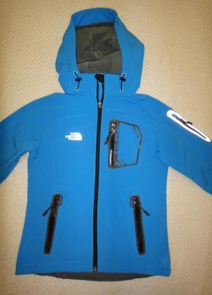 Куртка софтшелл the north face р.42-44 (s) на флисе