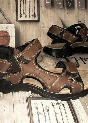 Мужские сандалии трансформеры шлепанцы
