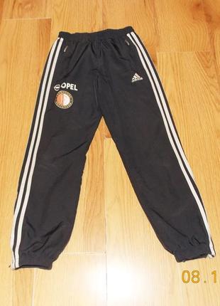 Спортивные брюки adidas для мальчика 9-10 лет, 134-140 см